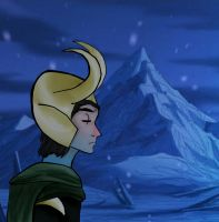 Jotunheim by PrillaLightfoot