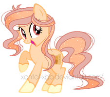 :|Custom|: Custom pony - Ropin-Rae by XantaL-XGB