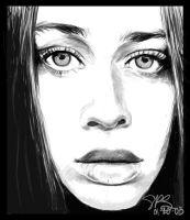 fiona apple II by artgyrl