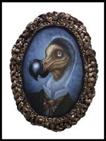The Dodo by larkin-art