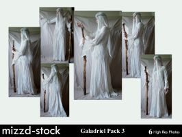 Galadriel Pack 3 by mizzd-stock