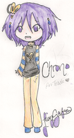 Chrono Art Trade by XxLittleMissLivyxX