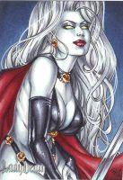 Lady Death for 5finity by Dangerous-Beauty778