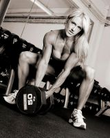 Dumbbell by lr82fit