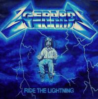 Gerard Ride the Lightning by chiel1
