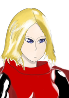 Tanya in Colours by AnXa
