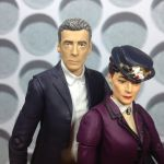 The 12th Doctor and Missy by GhostLord89