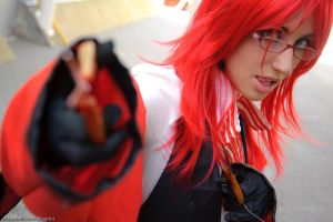 grell photoshoot - 5 by gattomannaro