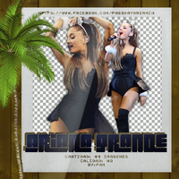 Photopack PNG / Ariana Grande / 107 by PamHoran
