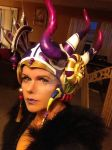 Sneak Peak of my Edea Kramer cosplay by FinalFantasyCosplays
