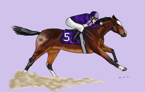 Grazioso 2-year-old season by SkyArrow