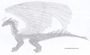 Angel Dragon by Guy-Inkognito
