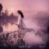 Lady Of The Lake by theartofdarrenvannoy