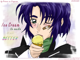 IceCream to Make it All Better by Prince-in-Disguise