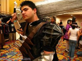 GUTS the Sexah by sonicm15