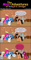 The Dinner Party Pt. 2 by TheRockinStallion