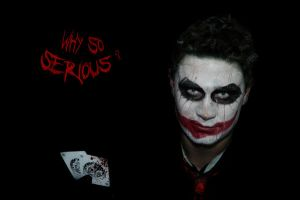 why so serious? by Xammer2000