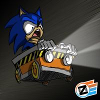 Sonic 4's Greatest Level Evar by ProfessorZolo