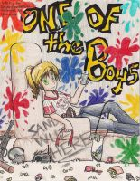 One of the Boys Cover by StaraLaura