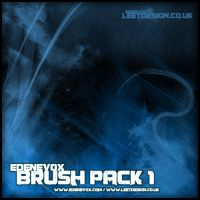 EdenEvoX's Brush Pack 1 by EdenEvoX