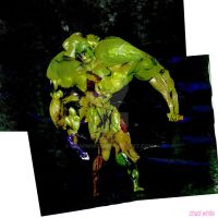 the incredible hulk by chadwhite
