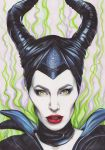Maleficent by Kattvalk