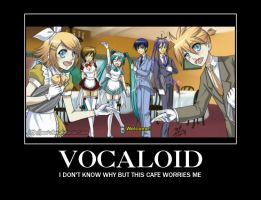 vocaloid cafe by YoYo1998