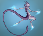 Mewtwo Day Thing by KimmyMonstah