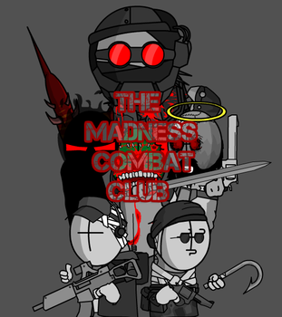 Madness Combat Club Banner by EpicBlargman