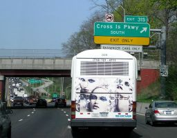CROSS ISLAND PARKWAY SOUTH by PISAM