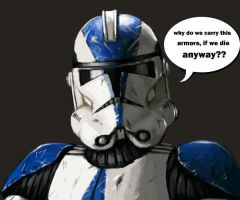 Clone trooper by FonteArt