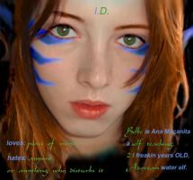 Blue Elf ID by belbe