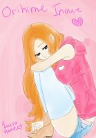 .:Orihime:. by LuciaHane