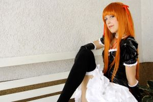 Asuka - gothic lolita by white---butterfly