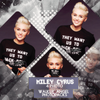 PHOTO PACK (12) Miley Cyrus by marshall8mile