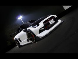 . . R35 Gtr : Time Attack . . by j4y-0n3