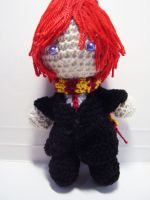 Harry Potter: Ron Weasley by Nissie