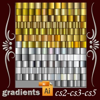 Gold And Platinum- by roula33