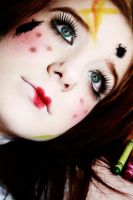Beautiful broken Doll by RadiancePhotography1
