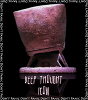 Deep Thought Icon by kortos117