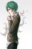 [Vocaloid] Rolling boy. by ProtoRC