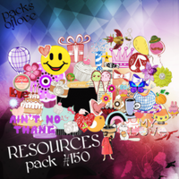 Resources pack 2 by blondeDS