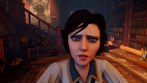 BioShock Infinite - ..can we get out?! by Nylah22