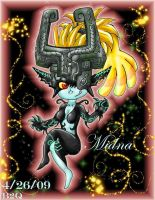 Pretty Midna by Bowser2Queen