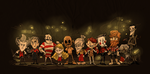 Dont starve Together - Todos!! by Dark-Clefita