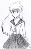 Minako .. or Mina if You Please~ by Angelwing8