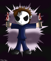 Michael Myers by Shadow-Cipher