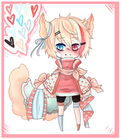 ADOPTABLES AUCTION CLOSED by Manekineko--chan