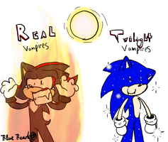 .:Vampire Types:. by BlueBead