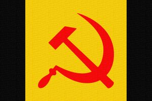 New Belgian flag-communist3 by NurIzin